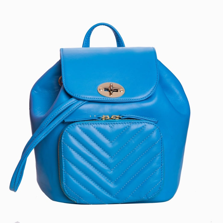 Bleu ciel Belle backpack