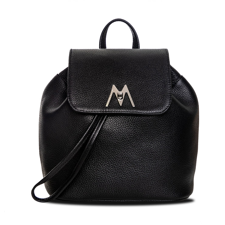 M backpack black