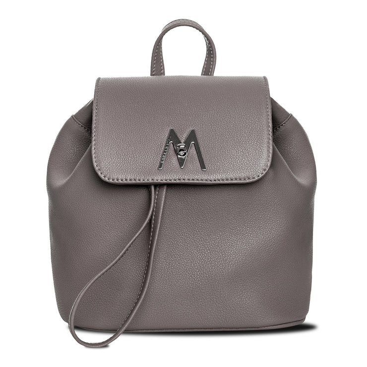 M backpack warm grey