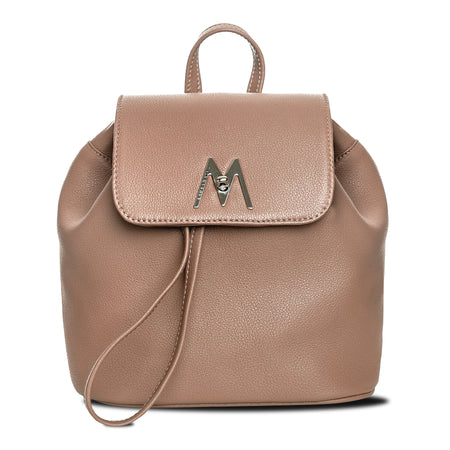 M backpack cappuccine