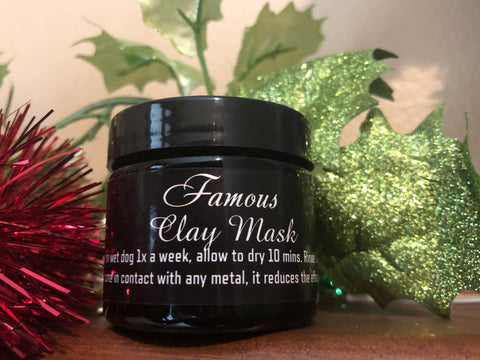 Famous Clay Mask - Famous Skin Care