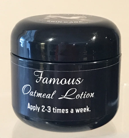 Famous Oatmeal Lotion - Famous Skin Care