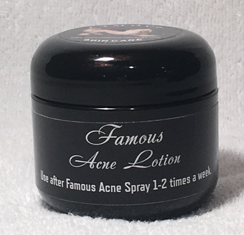 Famous Acne Lotion - Famous Skin Care