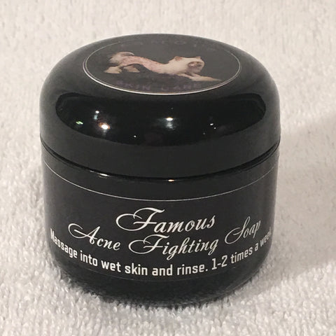 Famous Acne Fighting Soap - Famous Skin Care