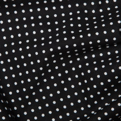 Black small spot cotton