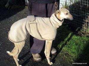 Whippet Classic Double Fleece Coat -  - 2