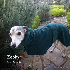 Whippet Classic Double Fleece Coat
