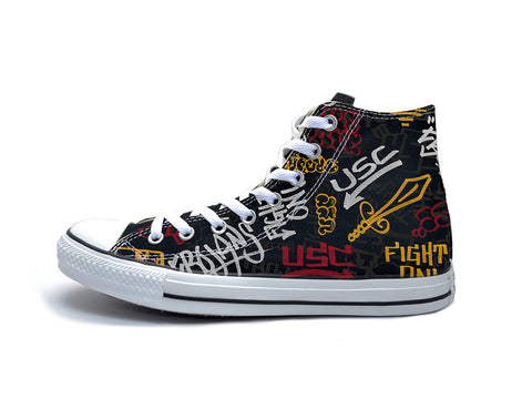 USC Graf Collage Chucks