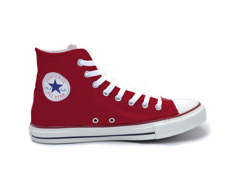 Fight On Cardinal Chucks