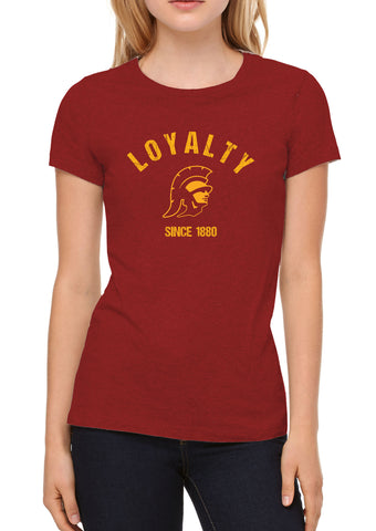 Loyal #1 - Premium Womens Tee
