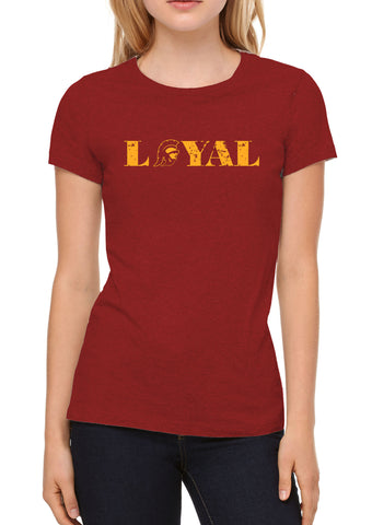 Loyal #3 - Premium Womens Tee