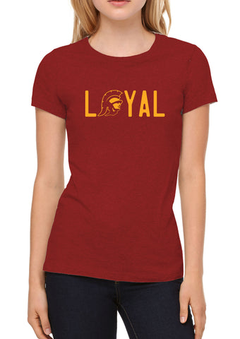Loyal #4 - Premium Womens Tee