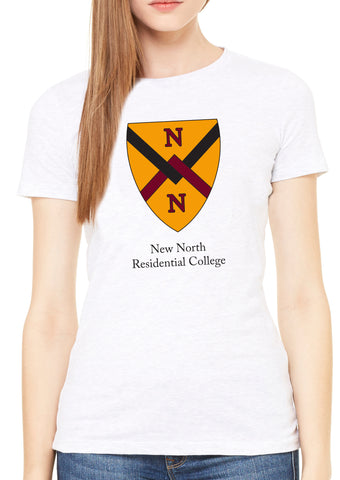New North Residential College - Womens Premium Tee
