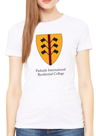 Parkside International Residential College  - Womens Premium Tee