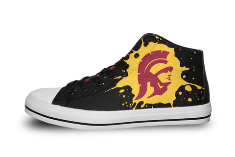 Trojan Head Paint Splatter NVR5's