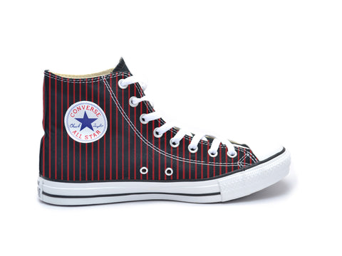 Trojan Head Pinstripe Chucks