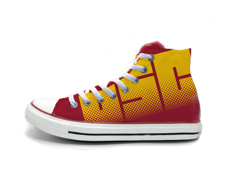 USC Blocky Block (Gold) Chucks