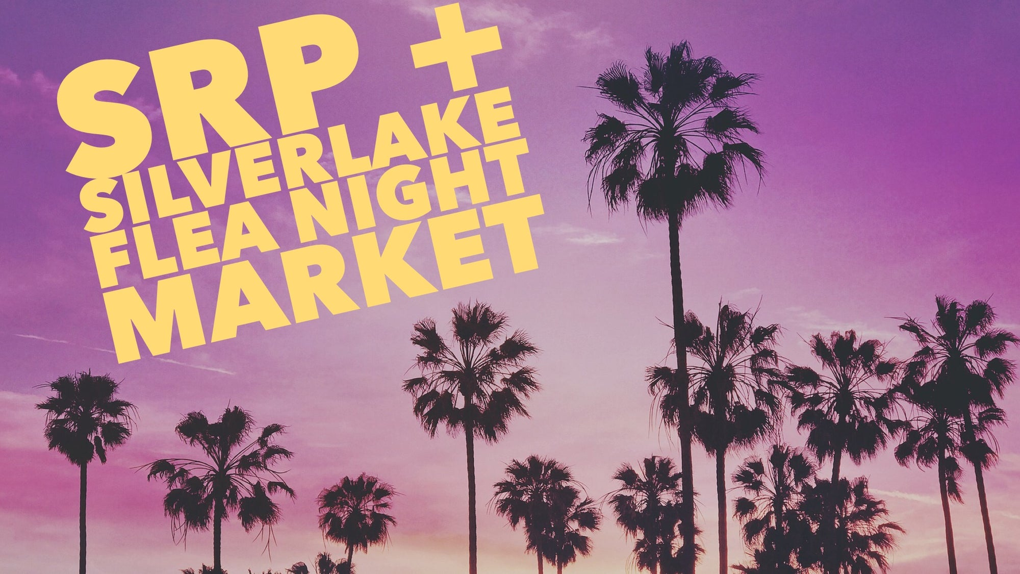 Sparkle Rock Pop Silverlake Flea Night Market Los Angeles