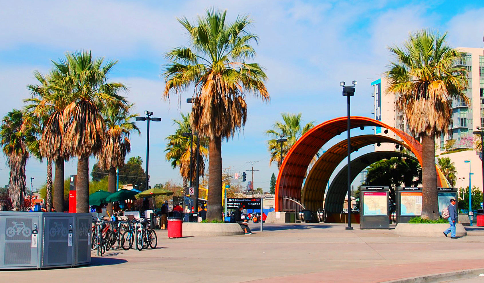 How To Explore LA North Hollywood and Studio City
