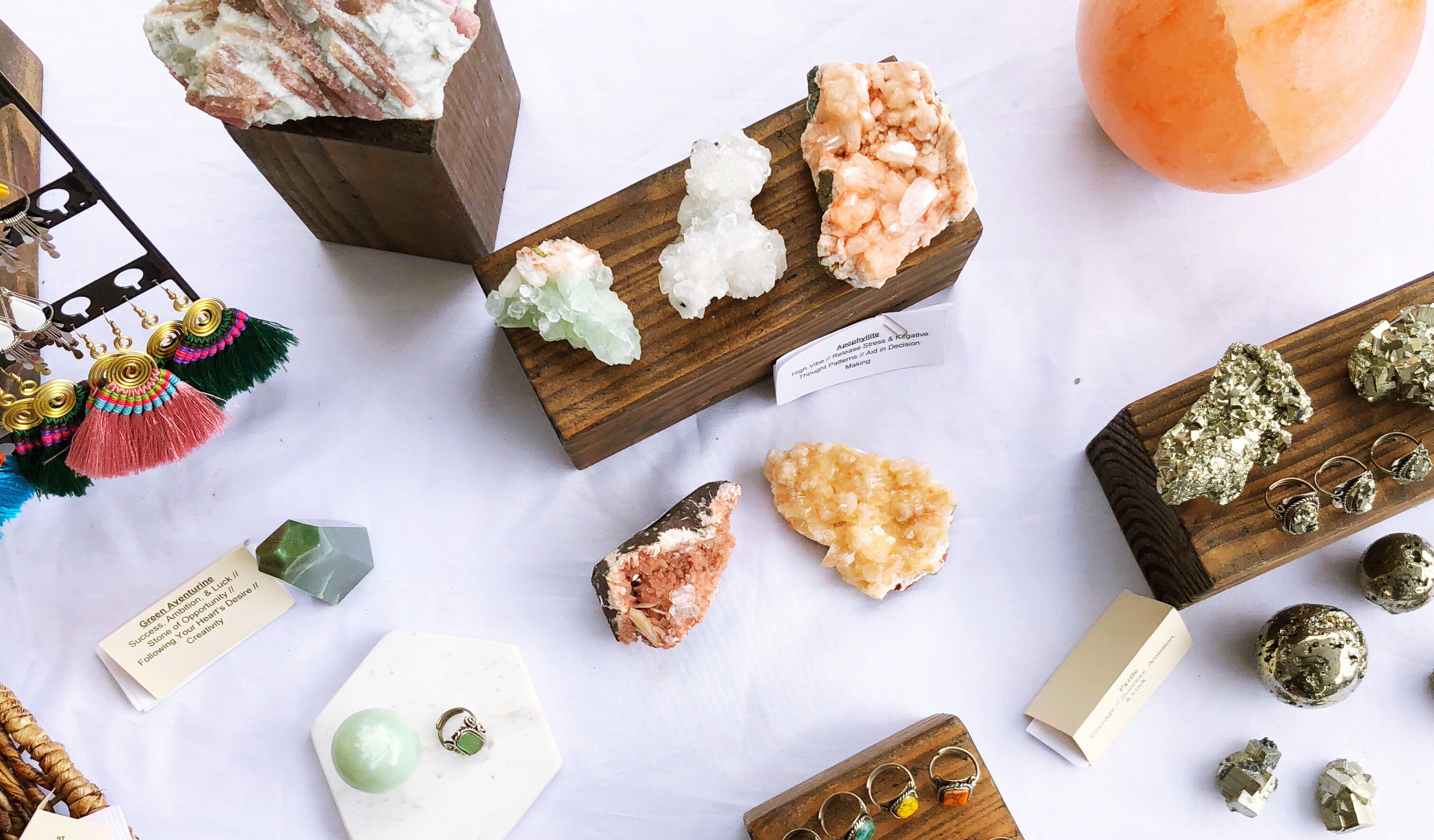 Best Crystals for Your Dorm Room
