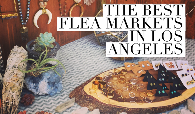 The Best Flea Markets in Los Angeles
