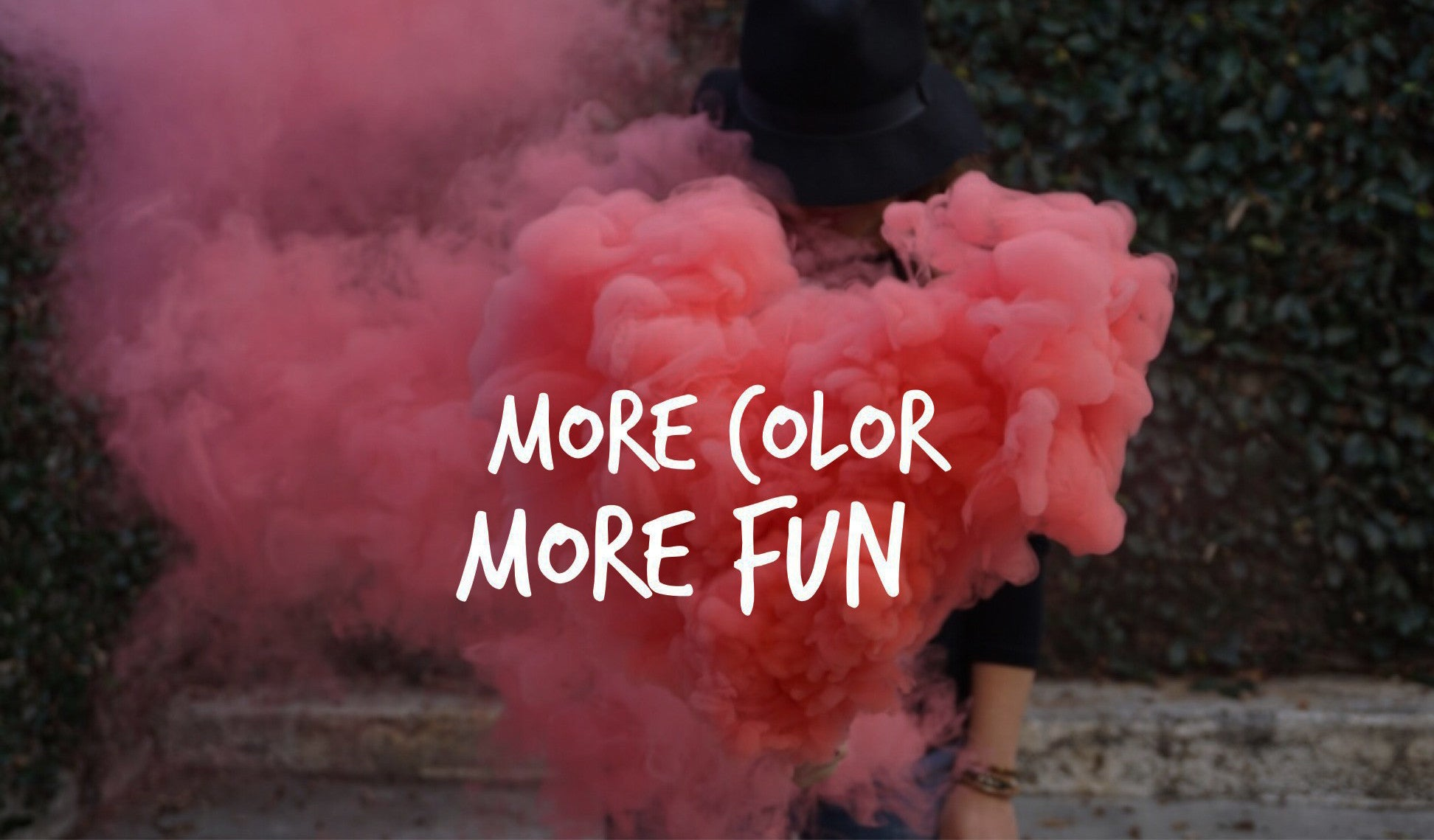 More Color, More Fun - New Smoke Bombs Available!