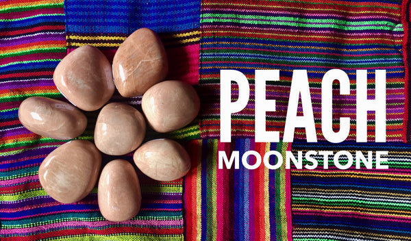 Wellness Wannabe: Peach Moonstone
