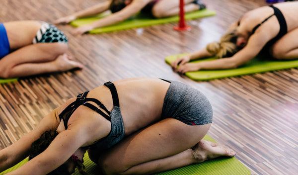 The hottest yoga class in la