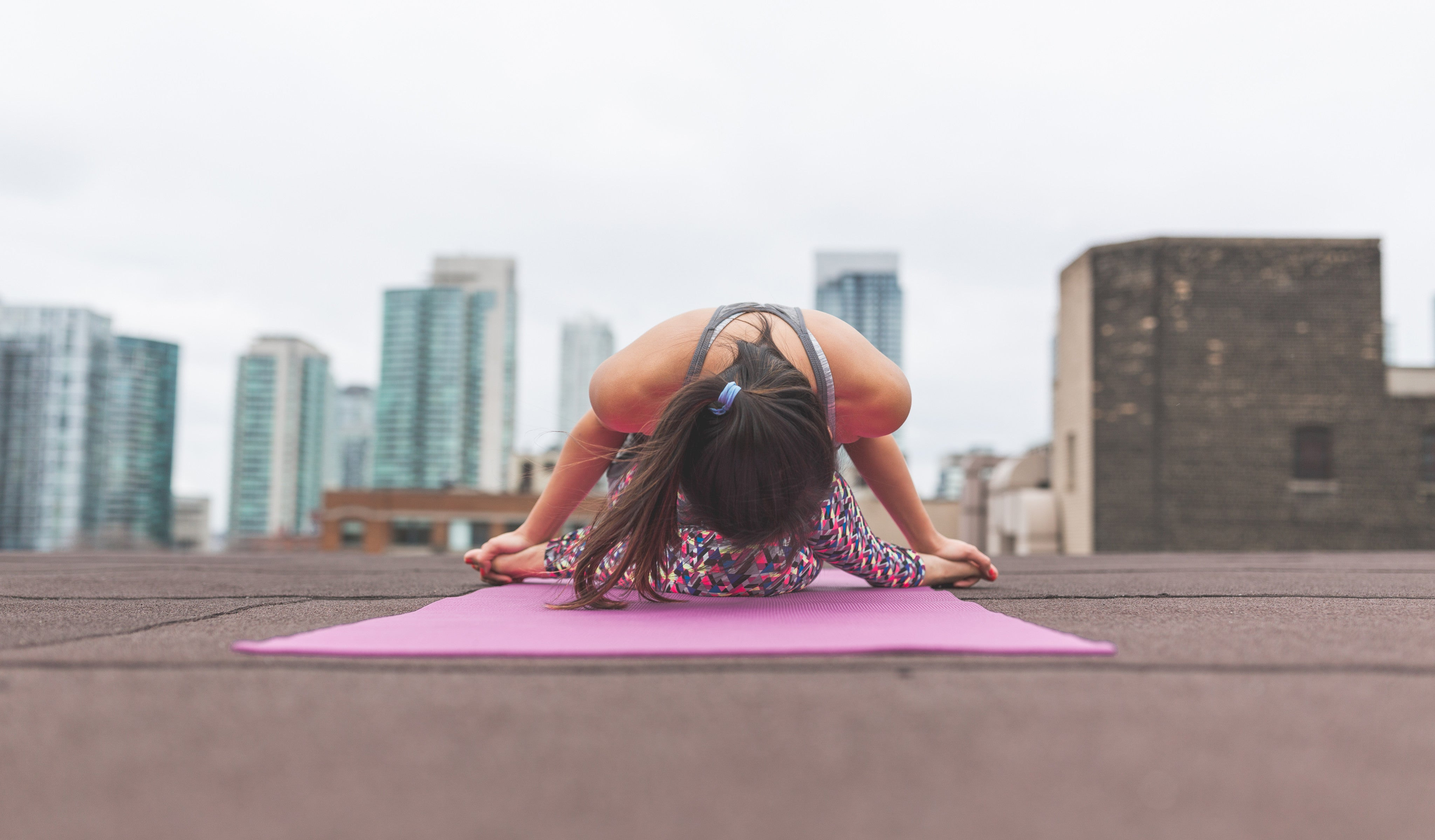 Yoga For People Who Have Zero Time