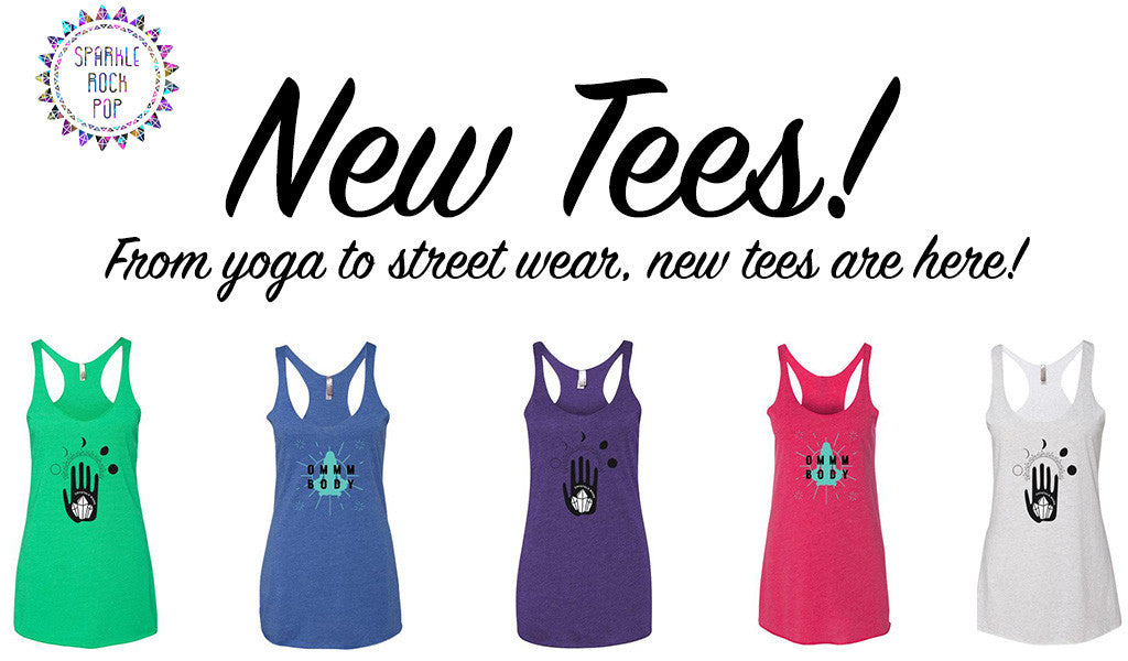Athleisure women's tanks