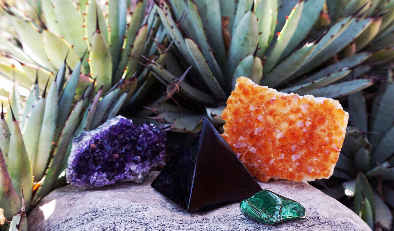 Intro to Wellness: Different Crystal Shapes and Their Meanings