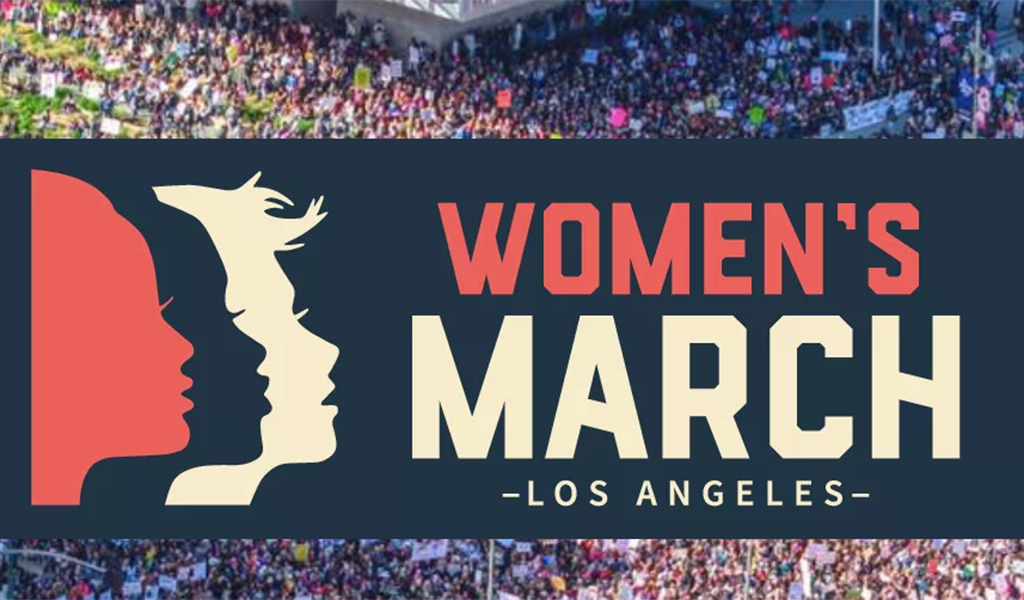 Women's March Los Angeles
