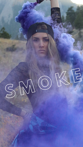 7 Color Smoke Packs are Back in Stock! - Sparkle Rock Pop