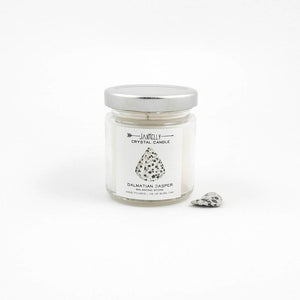 Crystal Candles (multi options) - Sparkle Rock Pop