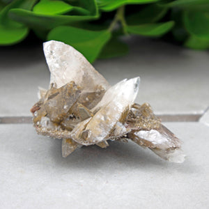 Calcite Crystal Cluster - Sparkle Rock Pop