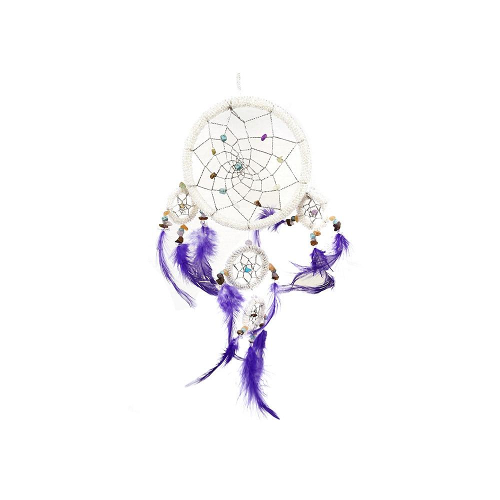Beaded Dreamcatcher - Sparkle Rock Pop