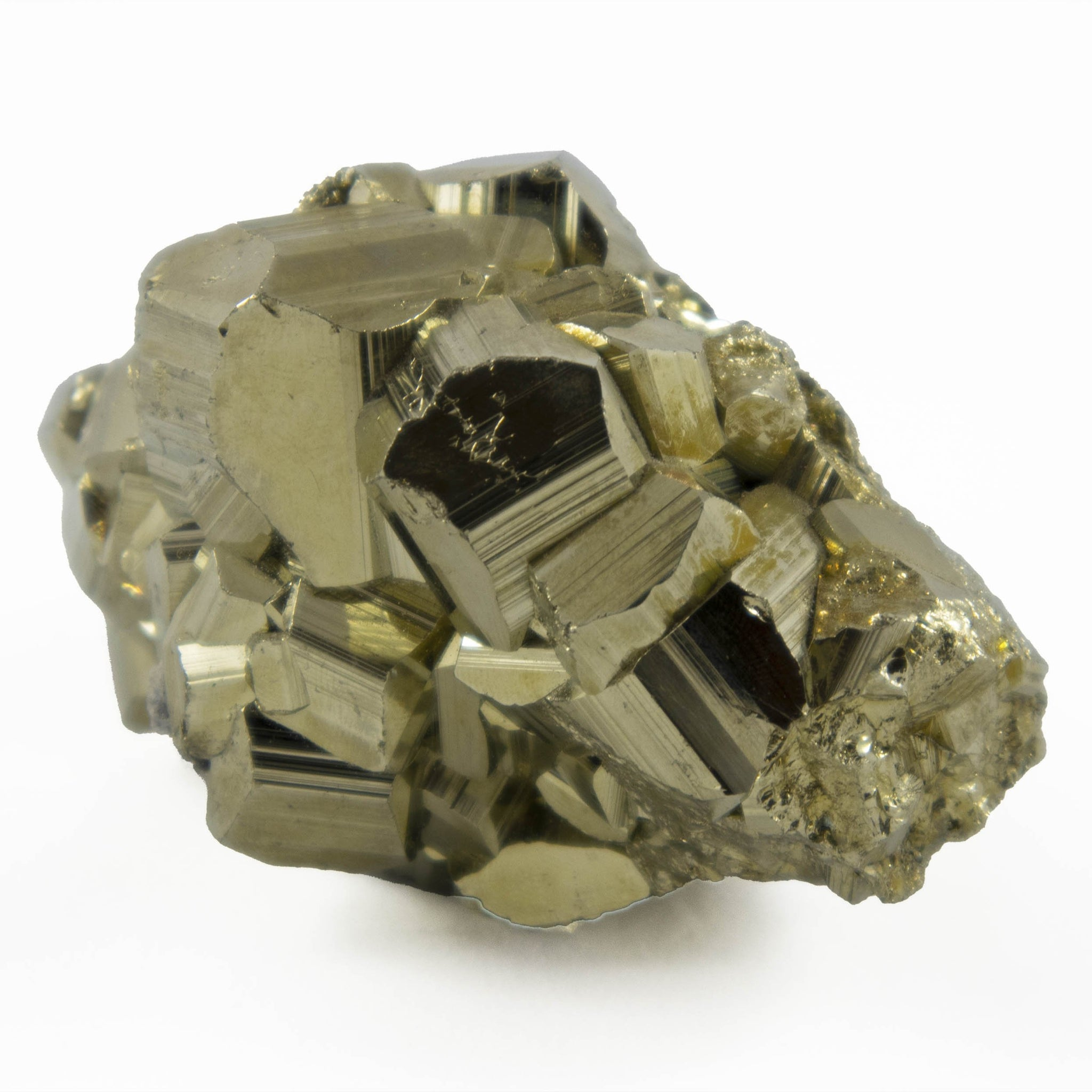 Pyrite Large Crystal Cluster - Sparkle Rock Pop