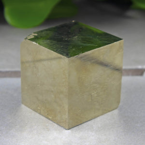 Pyrite Cube - Sparkle Rock Pop