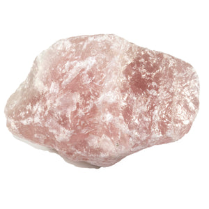 Raw Rose Quartz (4 lbs) - Sparkle Rock Pop