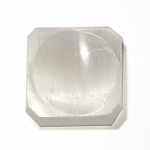 Selenite Sphere Stand - Sparkle Rock Pop