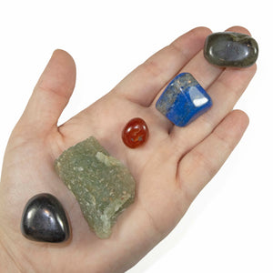 Self-Discovery Crystal Set