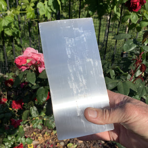Selenite Brick - Sparkle Rock Pop