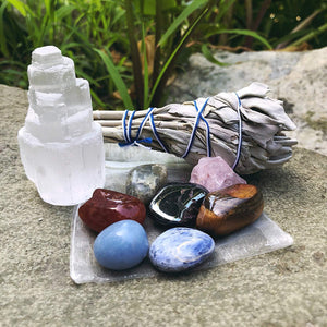 The Ultimate Crystal Starter Kit - Sparkle Rock Pop