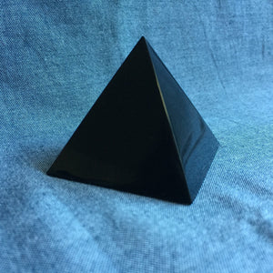 Black Obsidian Pyramid - Sparkle Rock Pop