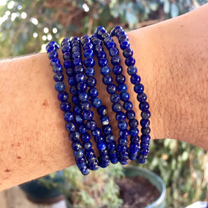 Lapis Bracelet - Sparkle Rock Pop