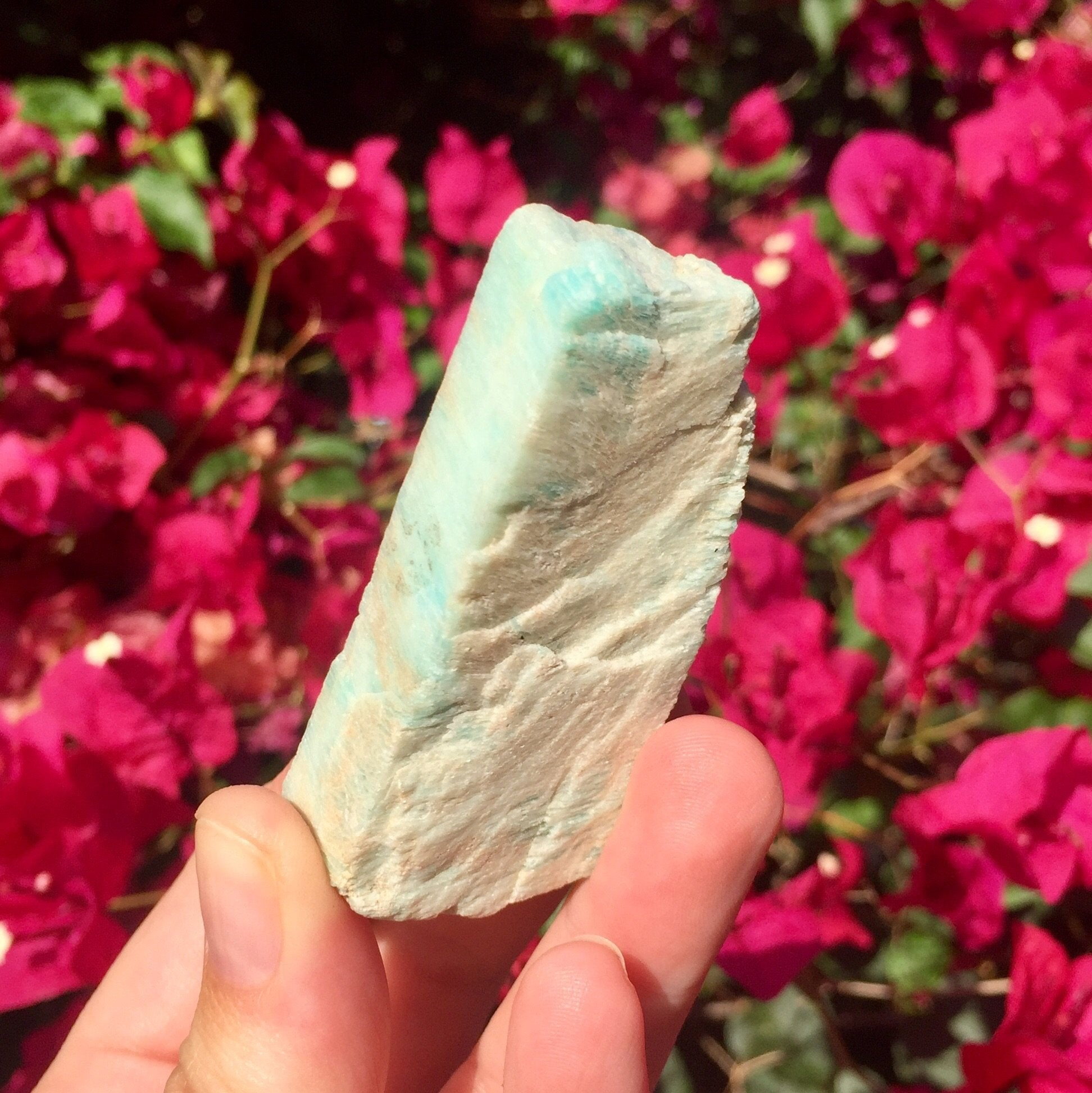 Amazonite - Sparkle Rock Pop