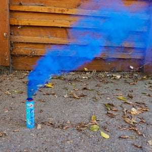 Blue Smoke Fountains (2 pack) - Sparkle Rock Pop