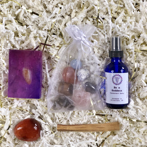 Goddess Gift Set - Sparkle Rock Pop