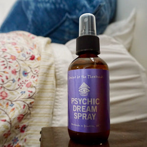 Psychic Dream Spray (4 oz) - Sparkle Rock Pop