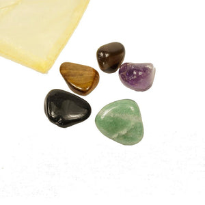 Safe Travels Stone Set - Sparkle Rock Pop